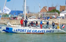 Voilier «Port de Gravelines»